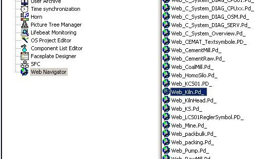 Web Navigator发布步骤